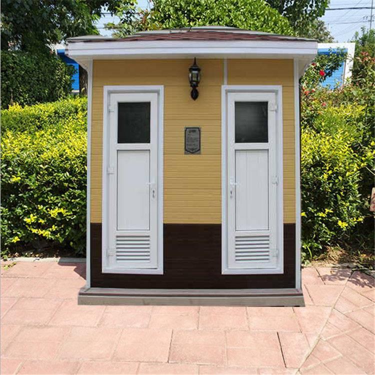 环保景区厕所 移动环保公厕 金属结构移动公厕 河北