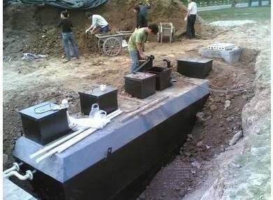 生活废水处理设备厂家