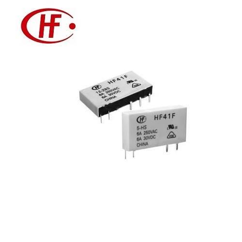 河南分销商HF41F-24-ZST宏发继电器选型