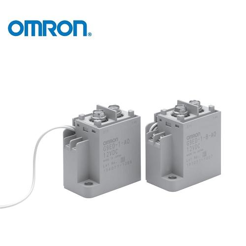 omron欧姆龙车载DC功率继电器(G9ED-1)