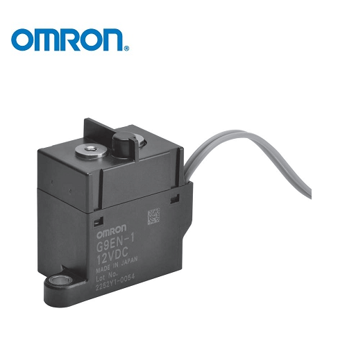 欧姆龙OMRON继电器车载DC功率继电器(G9EN-1)