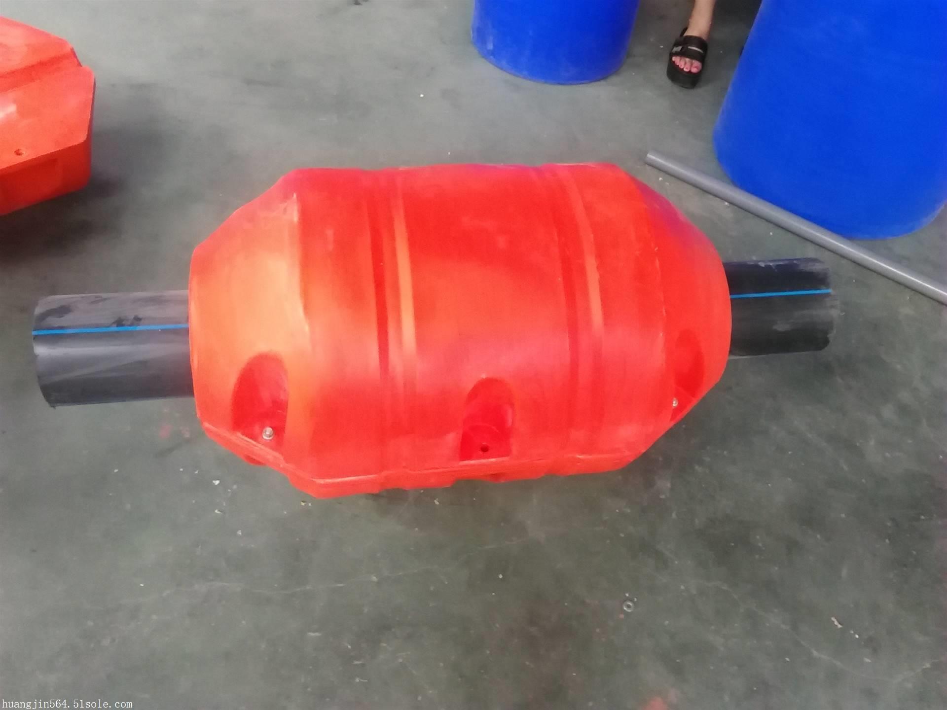 解析海上浮筒塑料浮筒结构