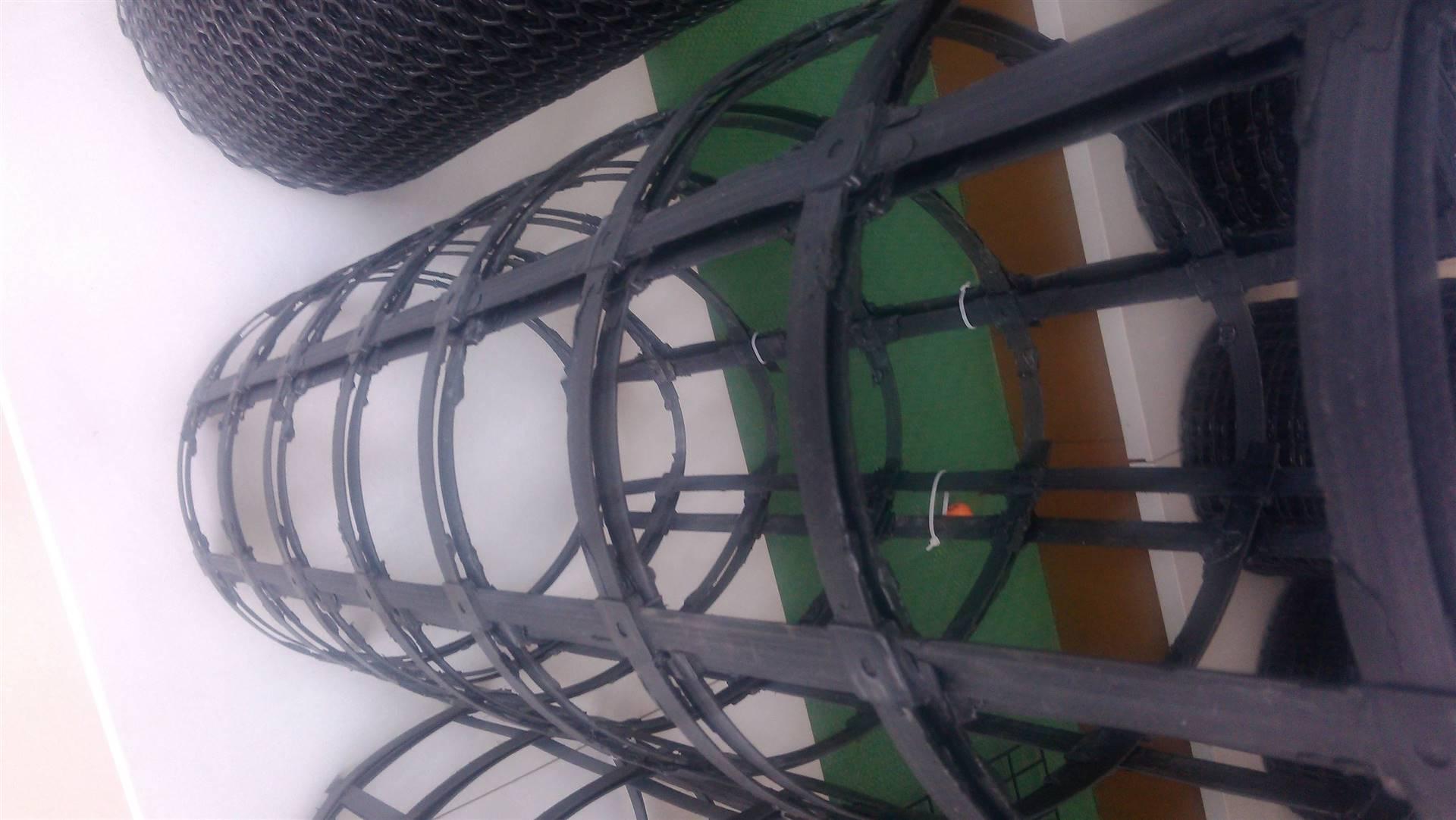 提供检测报告合格证双向凸结点钢塑土工格栅生产厂家