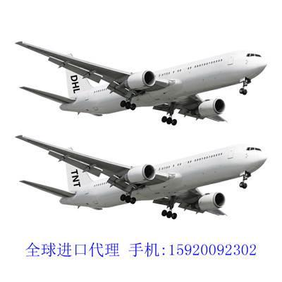 提供香港仓库承接国外空运到香港机场货物包税进口运输深圳