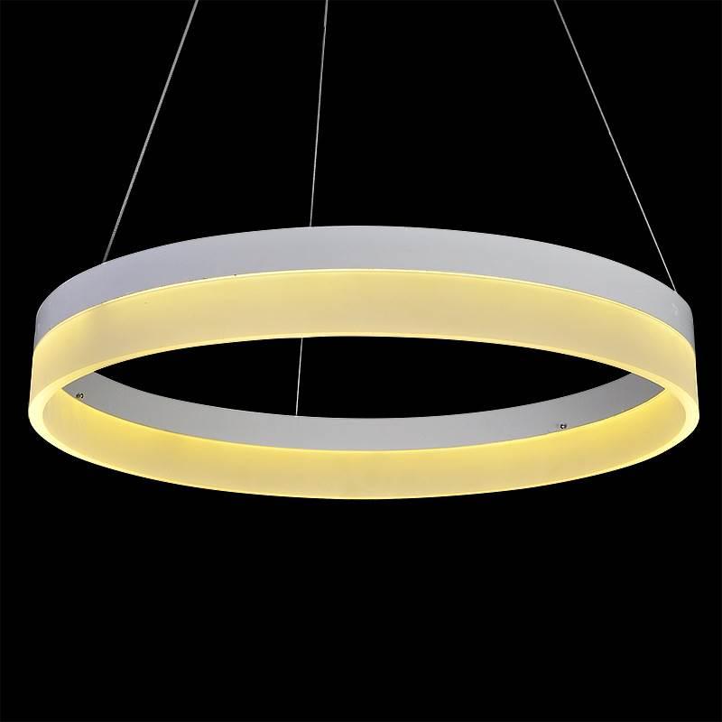 定制亚克力圆环灯罩圆球圆管灯罩厂家