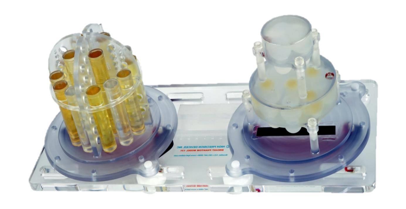 乳腺磁共振模体