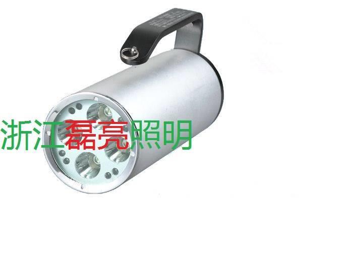 手提式强光防爆探照灯 LED强光手提灯 消防认证LL8404防爆搜索灯