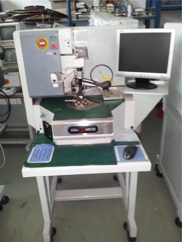深圳高价回收二手邦定机|收购固晶机