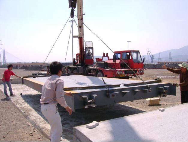 毕节100吨地磅产生误差的原因及对应措施