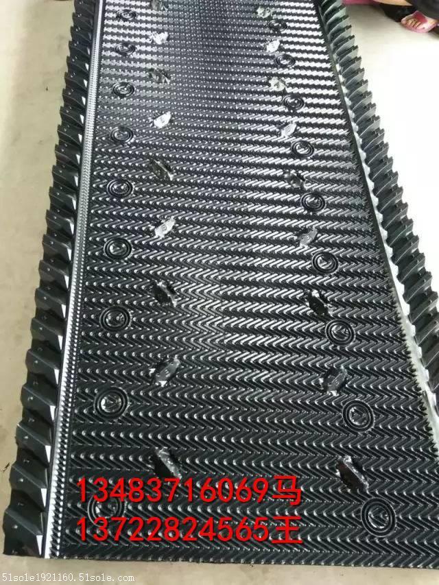 横流冷却塔填料一般有什么规格的
