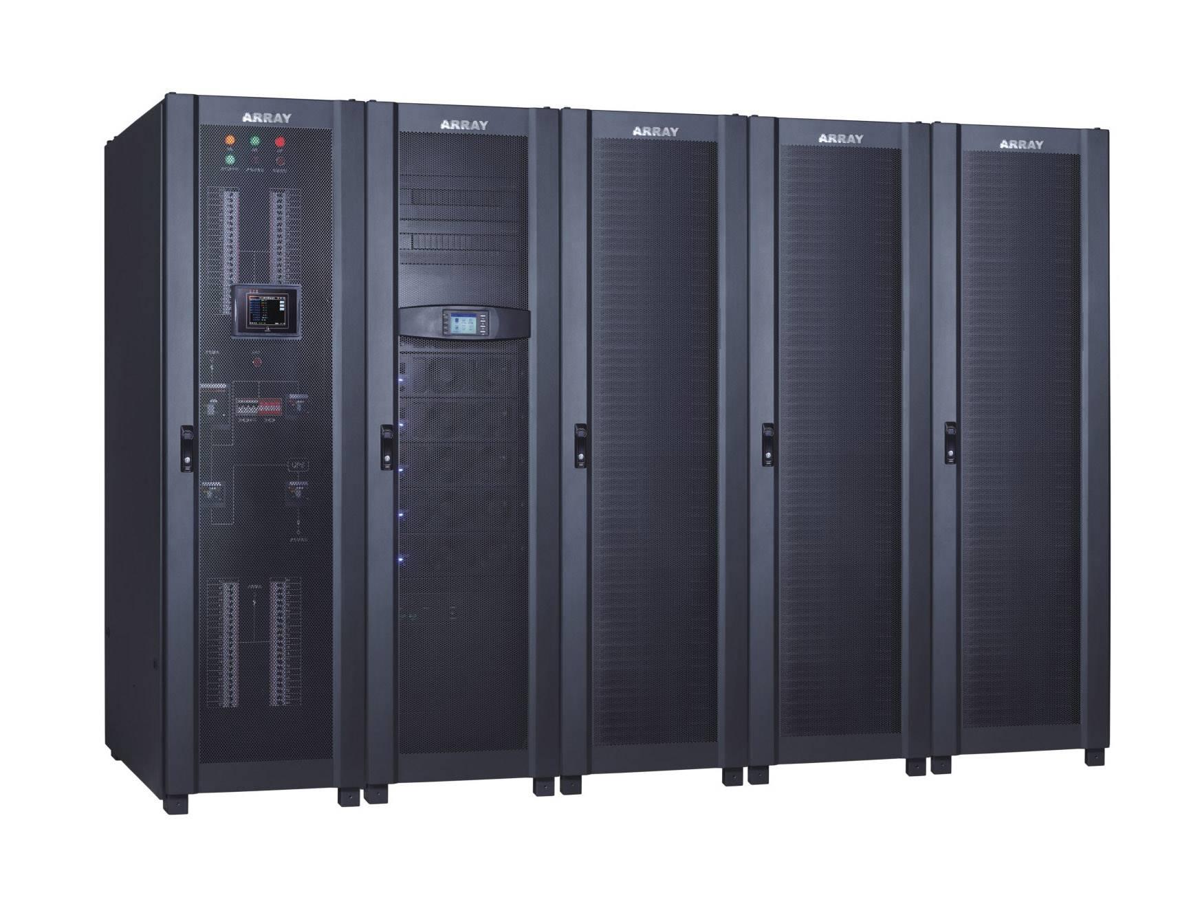 山特UPS电源新款3C3PRO-40KS负载32KW性能更稳定