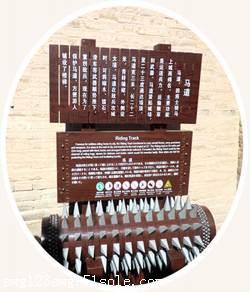企业小区导视系统设计/标识牌制作价格/深圳恒捷标识