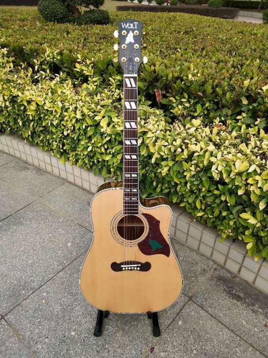 千里狼吉他J101