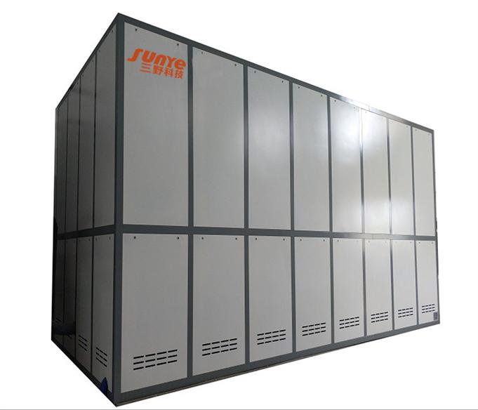 自产高压电蓄热锅炉 低谷电蓄热高温锅炉运行费用低比较