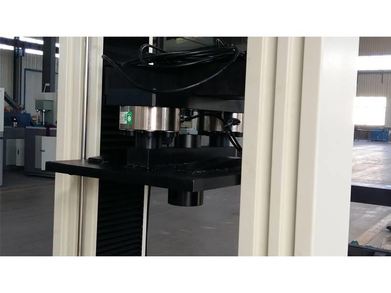 美特斯100KN管材环刚度试验机厂家直销