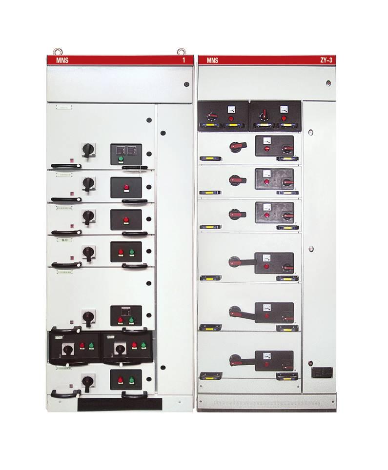 卓亚 厂家直销 低压配电柜 低压开关柜MNS