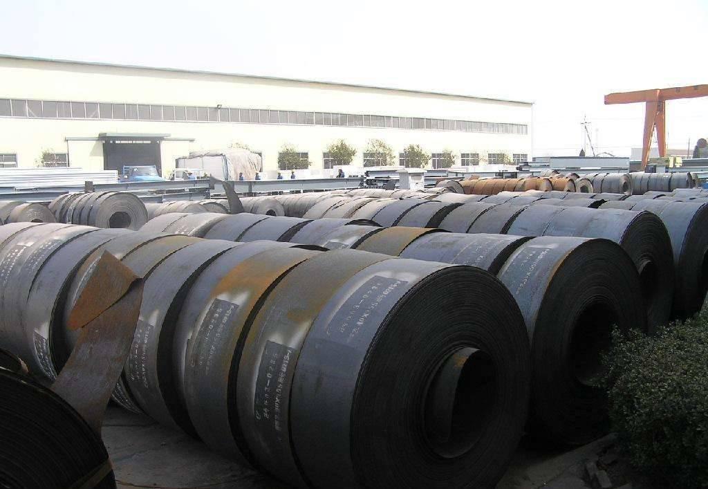 天津热轧带钢生产厂家