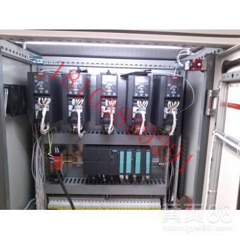 PLC編程伺服控制電控櫃成套承接各類自動化系統