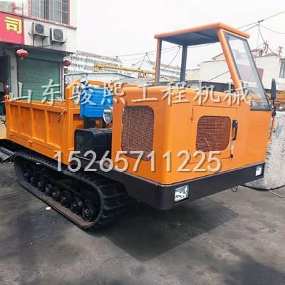 广西履带运输车 履带式拖拉机资讯图片