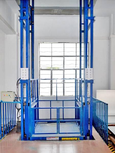 液压货梯厂直销清远液压升降货梯