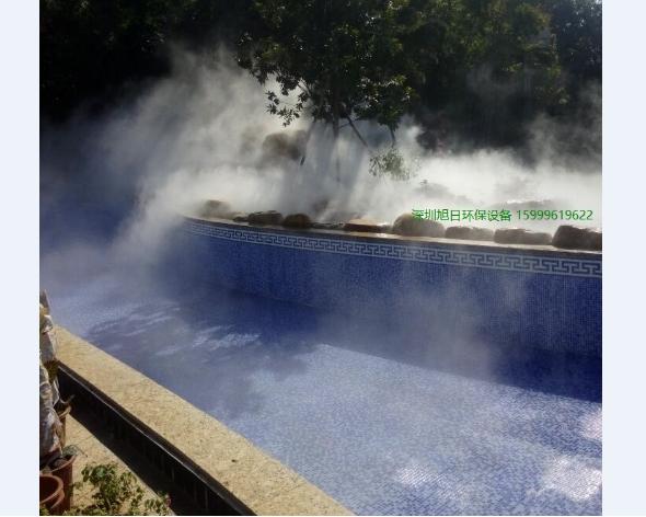 细水雾XR-150雾森系统性价比高
