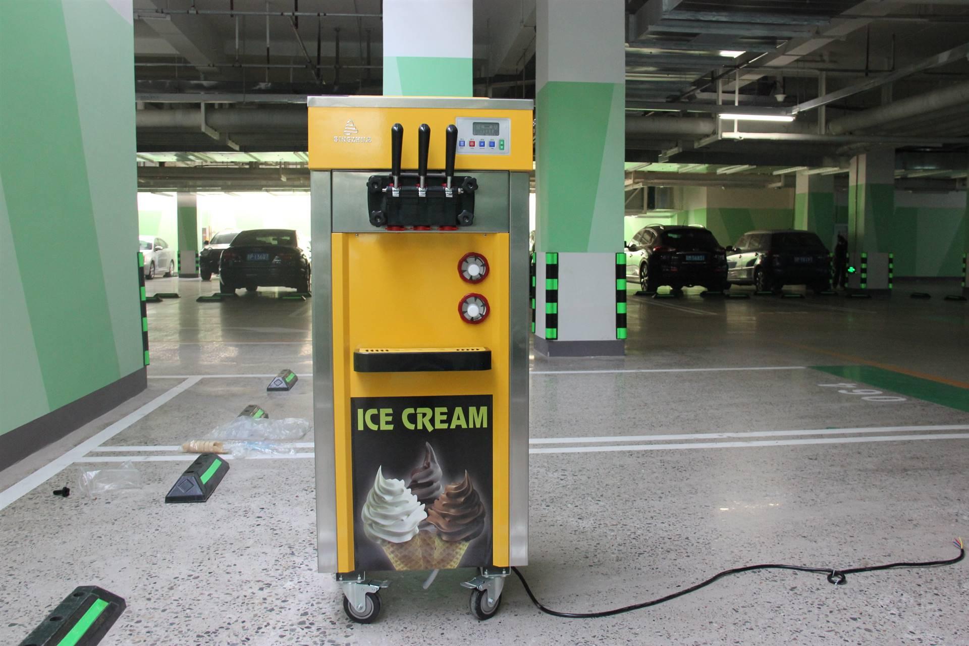 武汉冰淇淋机厂家销售