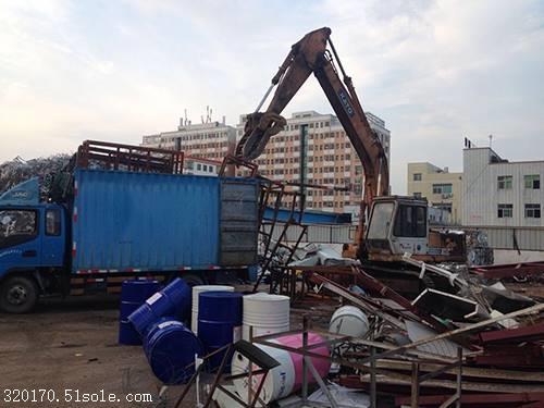 广州市南沙区废铁回收-南沙区废铁回收价格