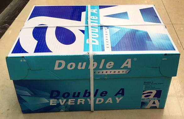 郑州进口A4纸批发double a 70克复印纸市内免费送货