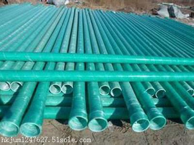 玻璃鋼管行情價格