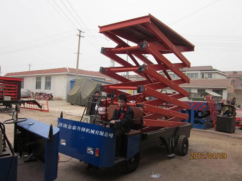 助力行走升降机优质配置 满意的移动式升降机