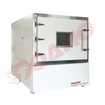 高低温试验箱使用后的恢复检测工作