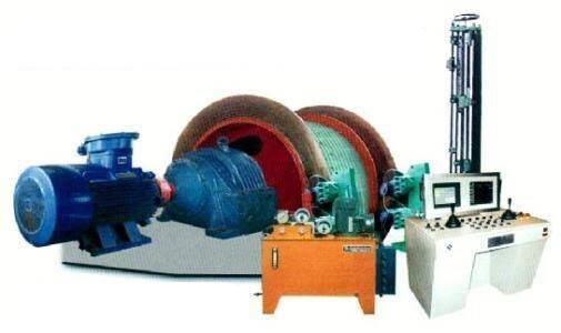 矿用绞车厂家 使用JK矿井提升机国家验收合格