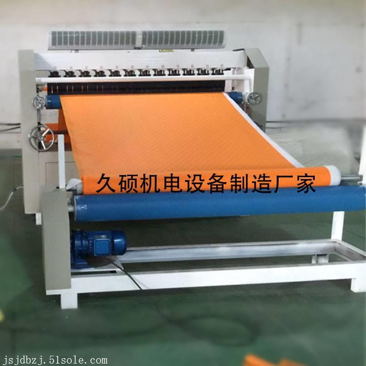 大型超声波无线复合压花机 超声波缝绽机 布料复合压花机