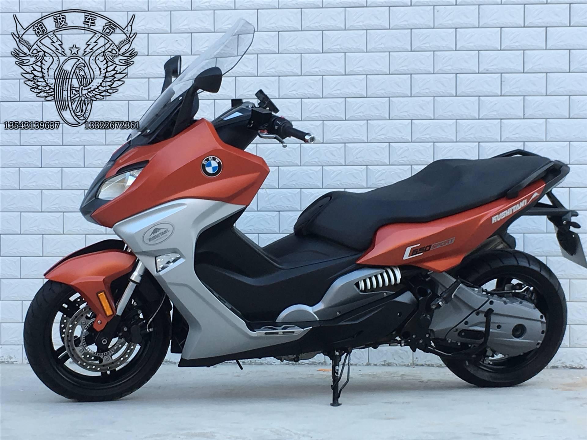 现车销售2016年新款宝马C650Sporrt 碣石二手摩托车