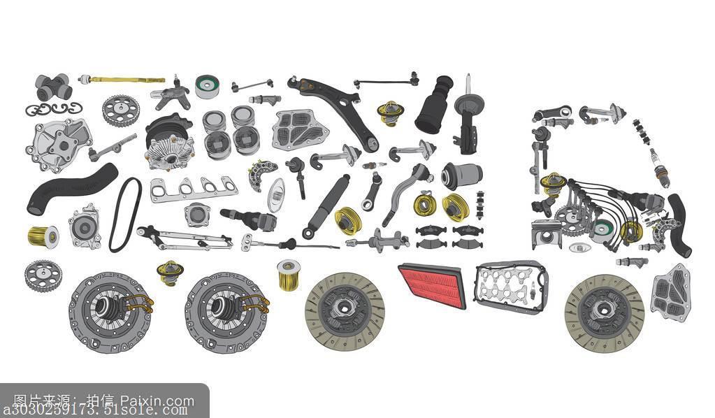 汽车减震器进口报关的详细流程