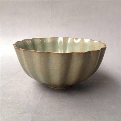 宋代青窑瓷器拍卖成交价格是多少