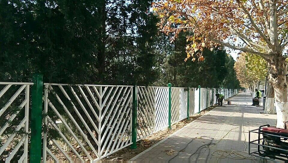 天津锌钢围栏,铁艺围栏在哪里买