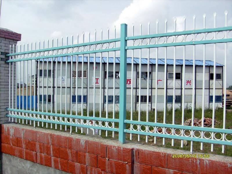 石家庄市锌钢围栏,铁艺围栏生产