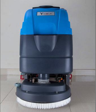 电瓶手推式全自动洗地机厂家直销 性价比高的全自动洗地机