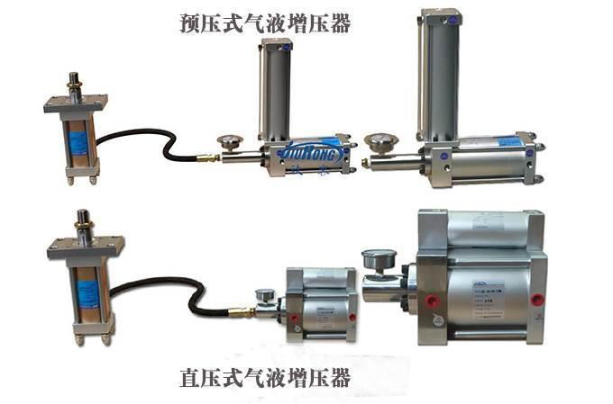 气液型增压器-气液增压器厂家直销价格实惠