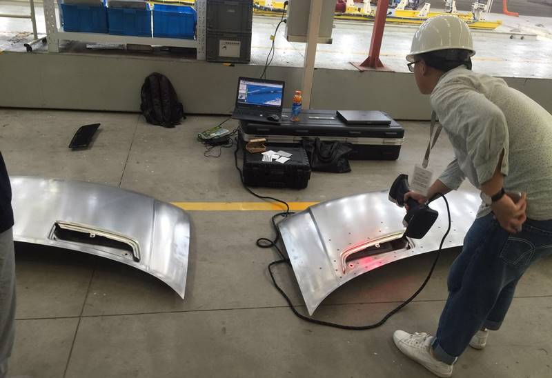 禹会区人体扫描仪 浮雕扫描仪 抄数技术服务