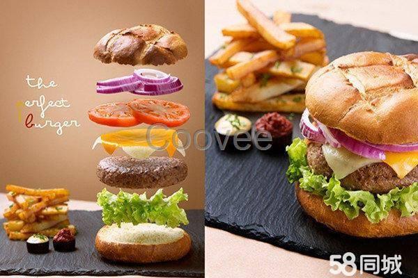 西安汉堡店加盟排行,西式快餐汉堡加盟费一般多钱