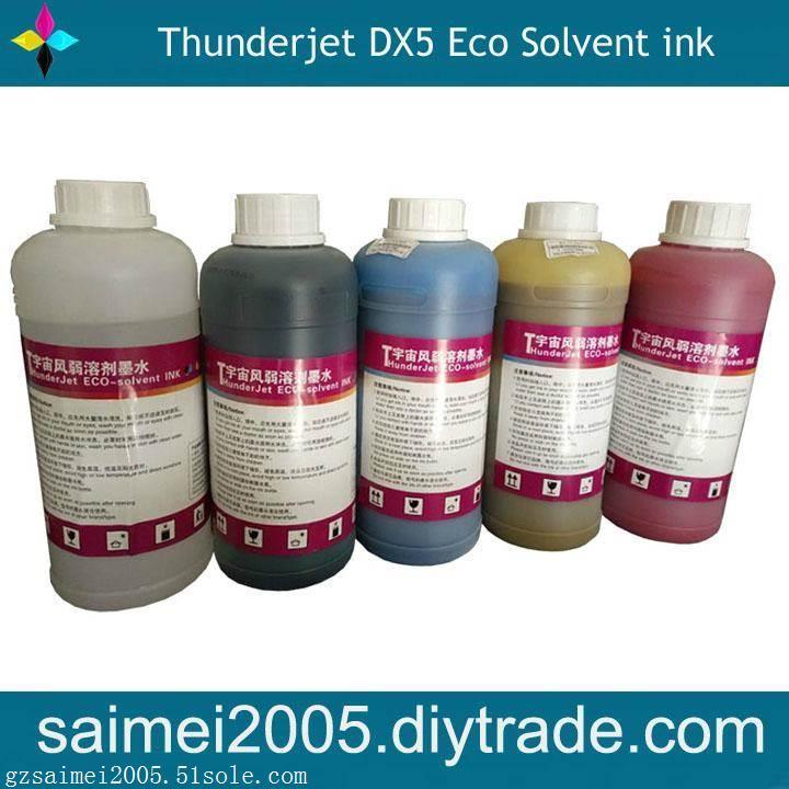 宇宙风DX5 ECO弱溶剂墨水