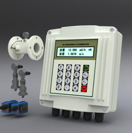 流量压力测试装置