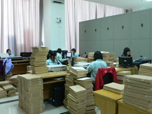广州好档家档案数字化加工服务
