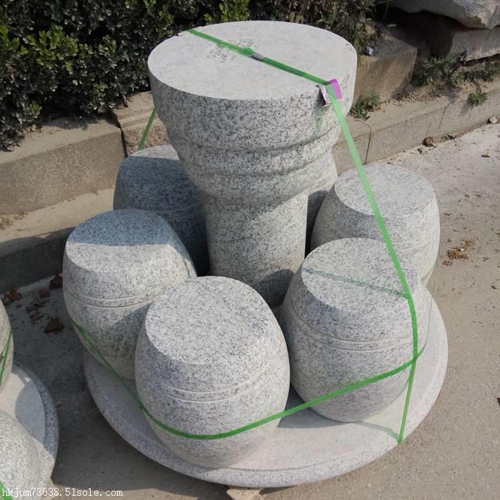 供应白色山东白麻石材雕刻