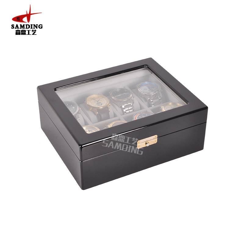 高档木制手表盒,高档木制手表盒厂家,高档木制手表盒定制-森鼎工