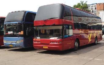 客車汕頭至荊州客車