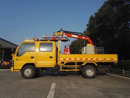 木槿树养护车批发