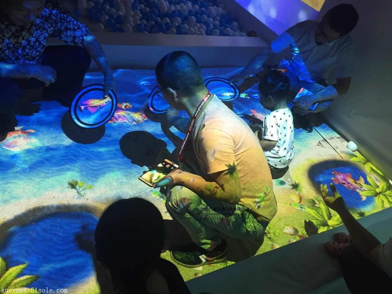 想买优惠的投影互动砸球游乐设备就来广州酷儿麦动漫科技互动投影